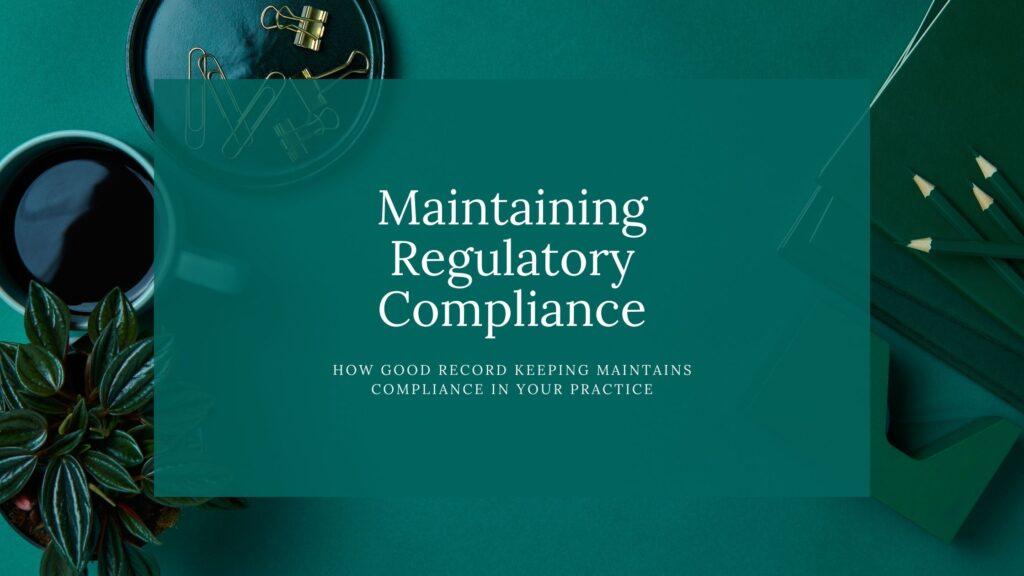 MaintainCompliance