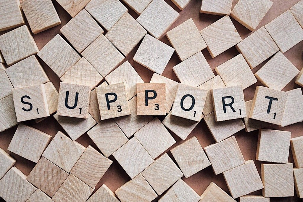 support, letters, scrabble