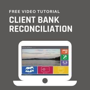 bank rec header