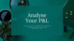 Analyse P & L